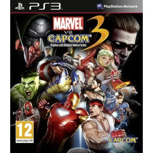 Marvel vs Capcom 3 : Fate of Two Worlds [UK PS3]