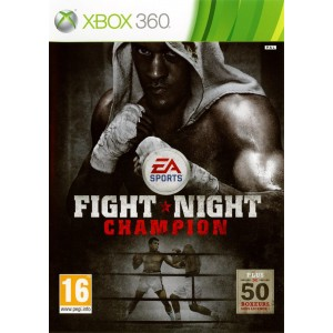 Fight Night Champion [360]