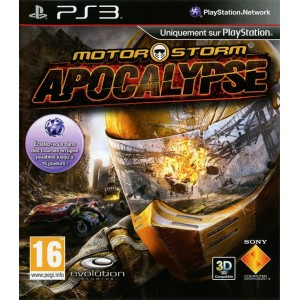 MotorStorm:Apocalypse [UK PS3]