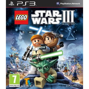 Lego Star Wars III [PS3]