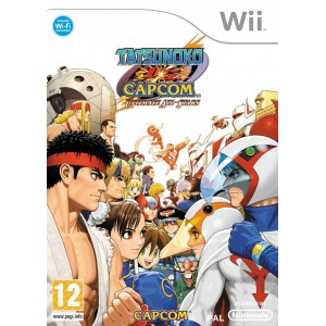 Tatsunoko vs. Capcom : Ultimate All-Stars [WII]
