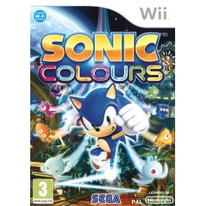Sonic Colours [WII]