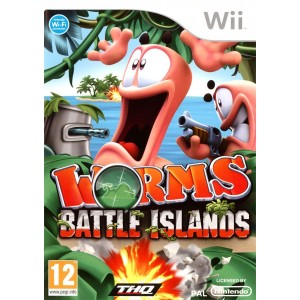 Worms : Battle Islands [WII]