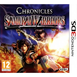 Samurai Warriors Chronicles [3DS]
