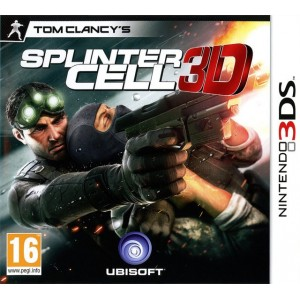 Splinter Cell 3D [3DS]