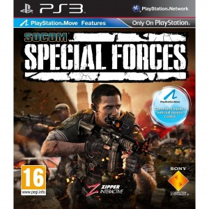 SOCOM : Special Forces [PS3]