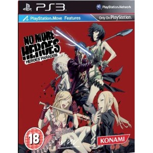 No More Heroes : Heroes' Paradise [PS3]
