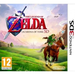The Legend of Zelda : Ocarina of Time 3D [3DS]