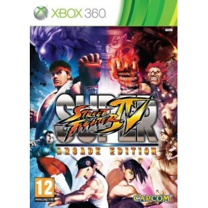Super Street Fighter IV - Edition arcade [360]