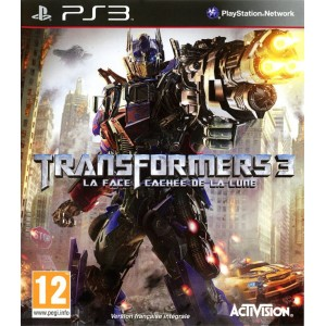 Transformers 3: la face cachée de la lune [PS3]