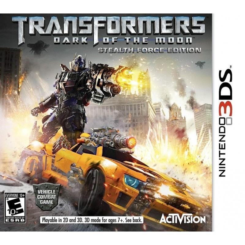 Transformers 3 : La Face Cachée de la Lune 3DS