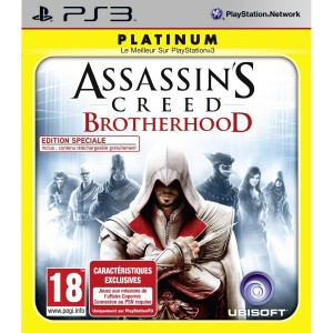 Assassin's Creed : Brotherhood Platinum [PS3]