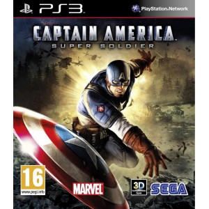 Captain America : Super Soldier [PS3]