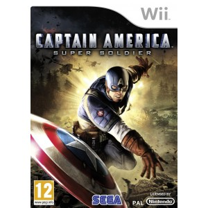 Captain America : Super Soldier [WII]