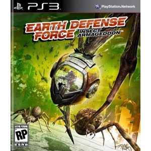 Earth Defense Force : Insect Armageddon [PS3]