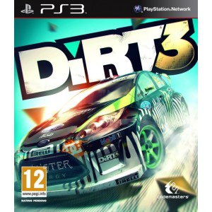 Dirt 3 [UK PS3]