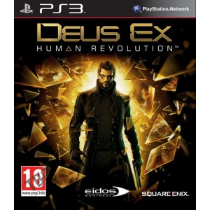 Deus Ex: Human Revolution [PS3]