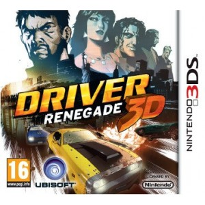Driver: Renegade 3D [3DS]