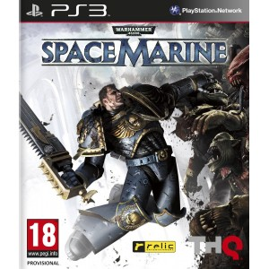 Warhammer 40.000 : Space Marine [PS3]