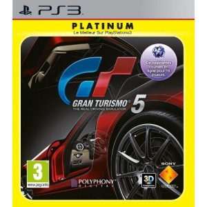 Gran Turismo 5 Platinum [PS3]