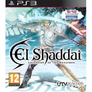 El Shaddai : Ascension of the Metatron [PS3]