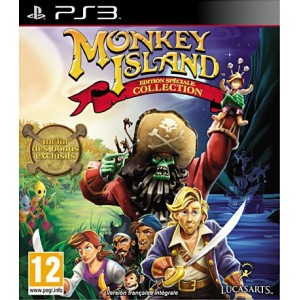 Monkey Island Edition Spéciale Collection [PS3]