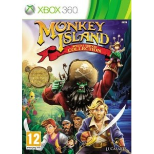 Monkey Island Edition Spéciale Collection [360]