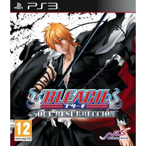 Bleach : Soul Resurreccion [PS3]