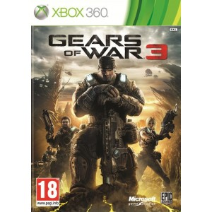 Gears of War 3 [360]