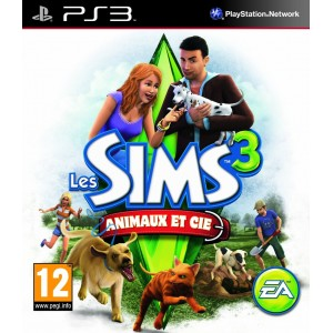 Les Sims 3 : Animaux & Cie [PS3]