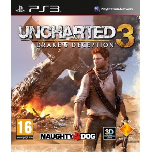 Uncharted 3 : L'Illusion de Drake [PS3]