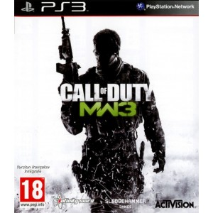 Call of Duty : Modern Warfare 3 [PS3]