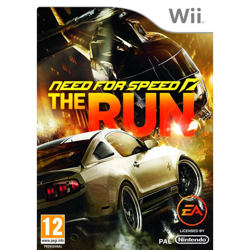Accueil > Wii > Course [WII] > Need for Speed : The Run [WII]