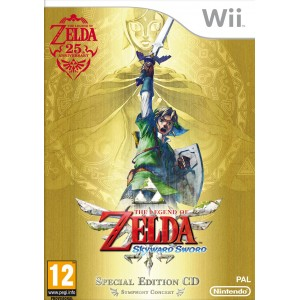 The Legend of Zelda : Skyward Sword [WII]