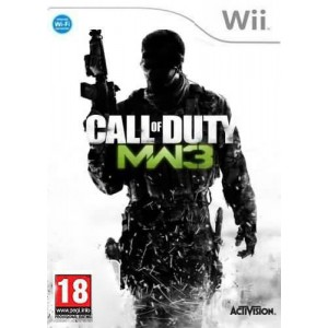 Call of Duty : Modern Warfare 3 [WII]