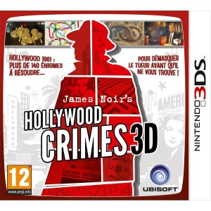 James Noir's Hollywood crimes 3D [3DS]
