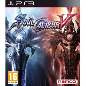 SoulCalibur V [PS3]