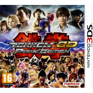 Tekken 3D Prime Edition [3DS]