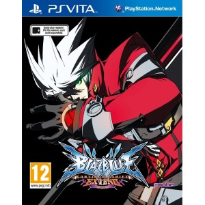 Blazblue : Continuum Shift Extend [Vita]