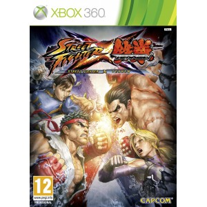 Street Fighter X Tekken [360]