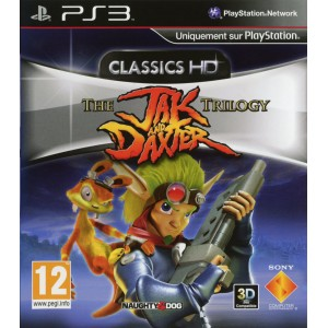 The Jak and Daxter Trilogy [PS3]