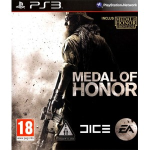 Medal of Honor Platinum[PS3]