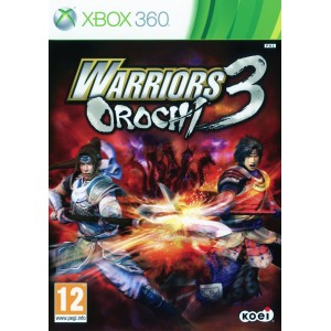Warriors Orochi 3 [360]
