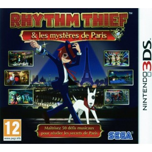 Rhythm Thief et Les Mysteres De Paris [3DS]