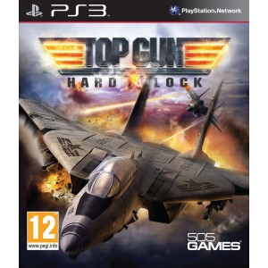Top Gun Hard Lock [PS3]