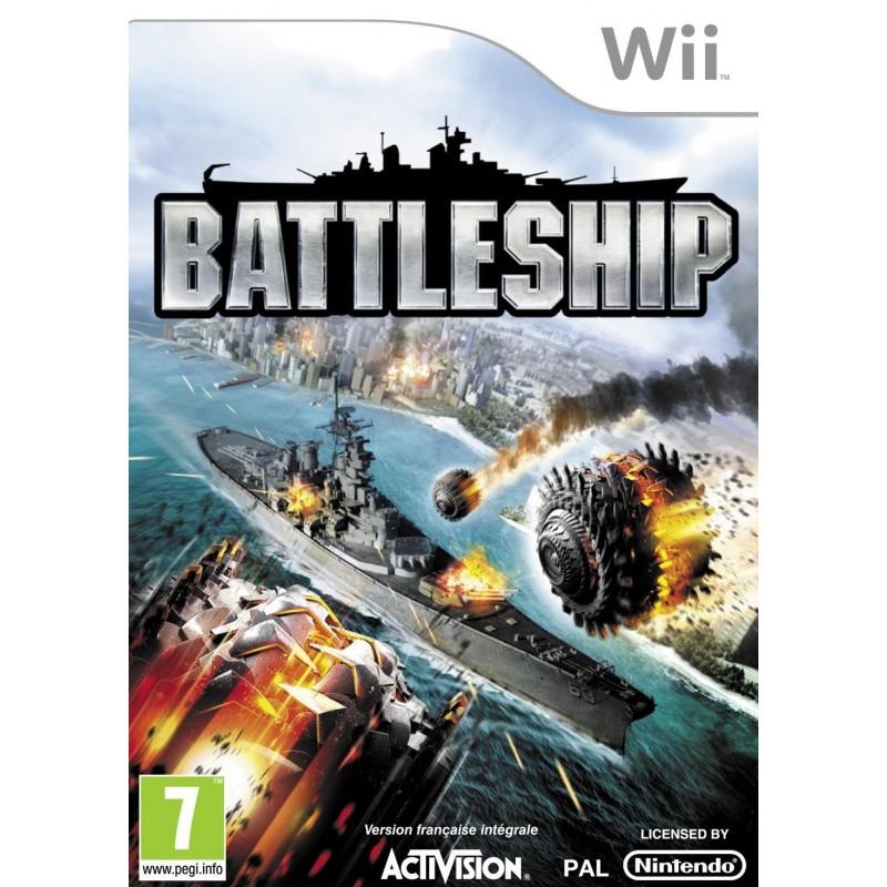 Accueil > Wii > Stratégie [WII] > Battleship [WII]