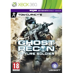 Ghost Recon : Future Soldier [360]