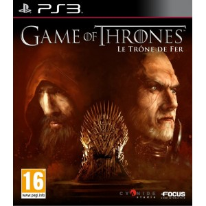 Game Of Thrones : Le Trône De Fer [PS3]