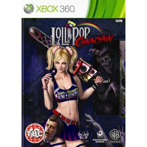 Lollipop Chainsaw [360]