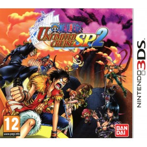 One Piece Unlimited Cruise SP2 [3DS]